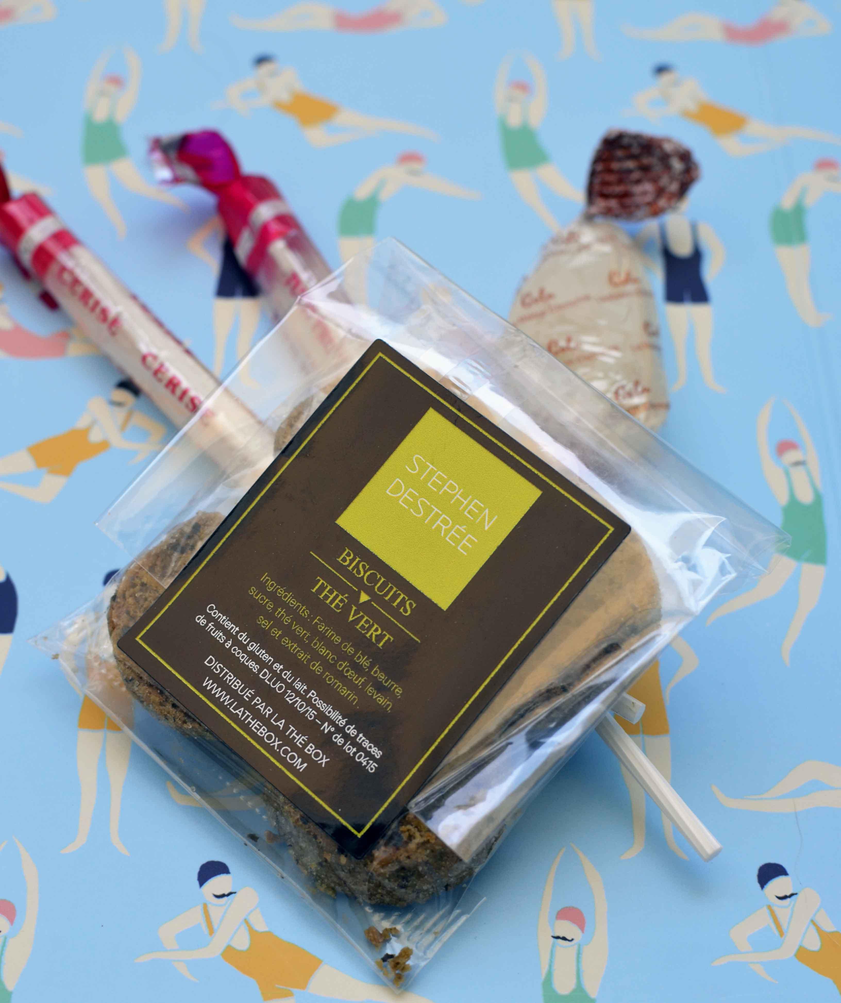 thé box splash juillet 2015
