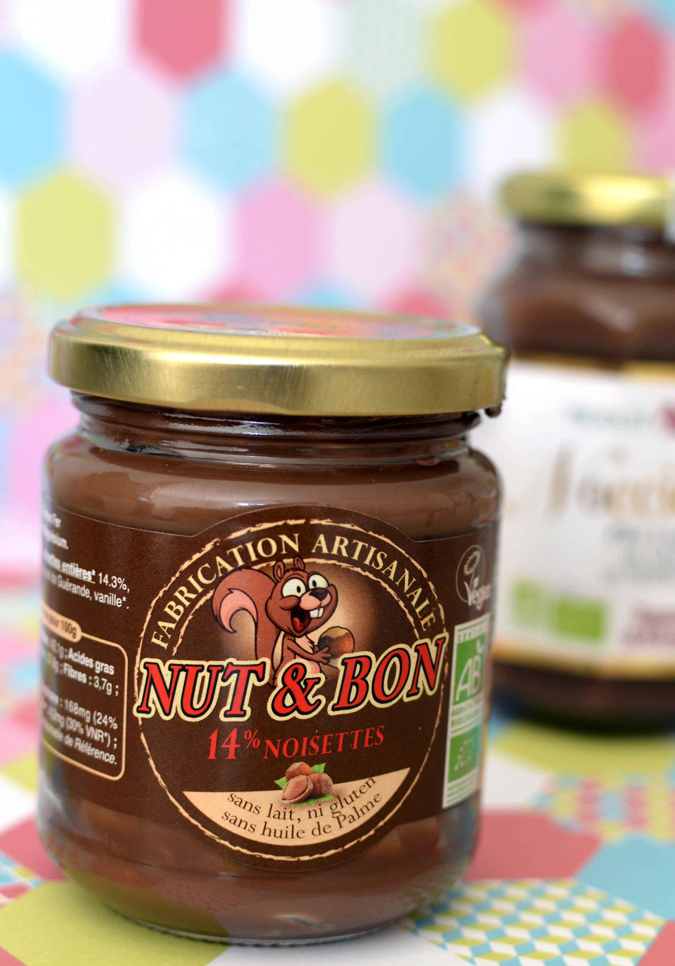 Nut&bon vegan