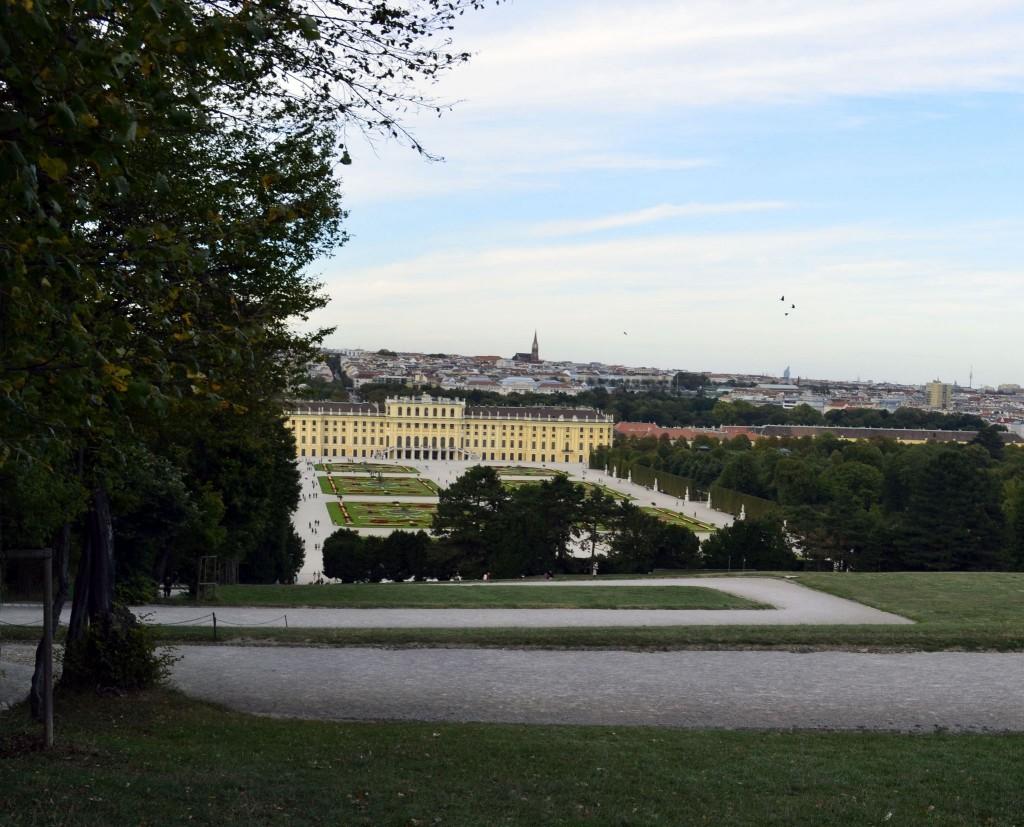 schonbrunn Vienne Wien