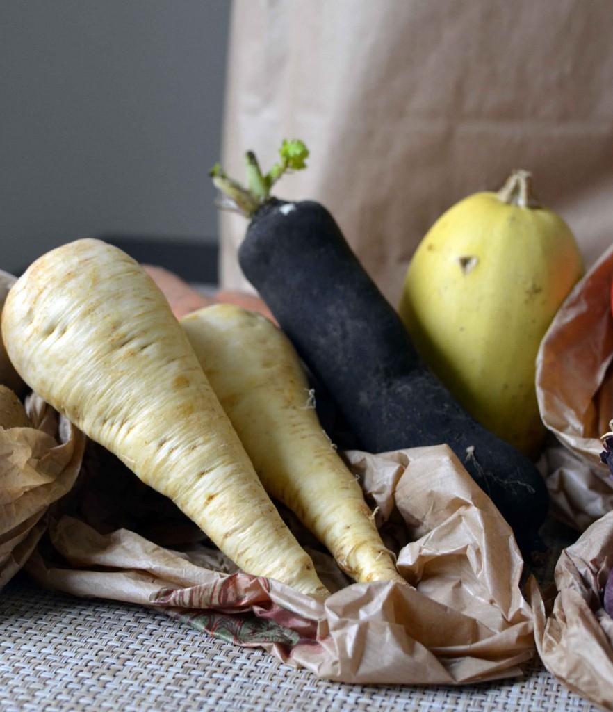 Devenez merveilleux légumes