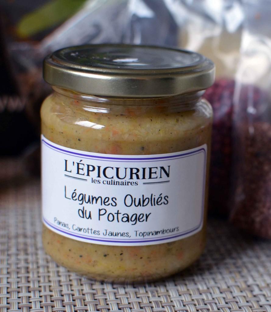 un arome 2 chefs épicerie fine l'épicurien légumes oubliés du potager