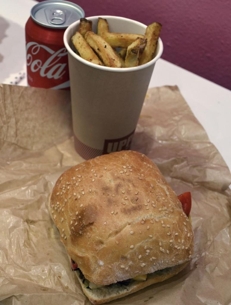 upper burger tours