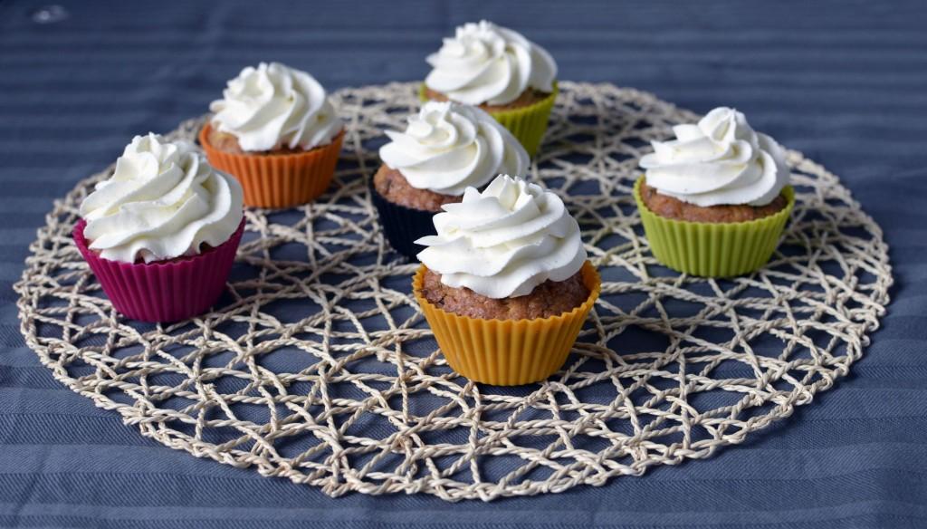 muffins flocons d'avoine pomme et raisins infusés