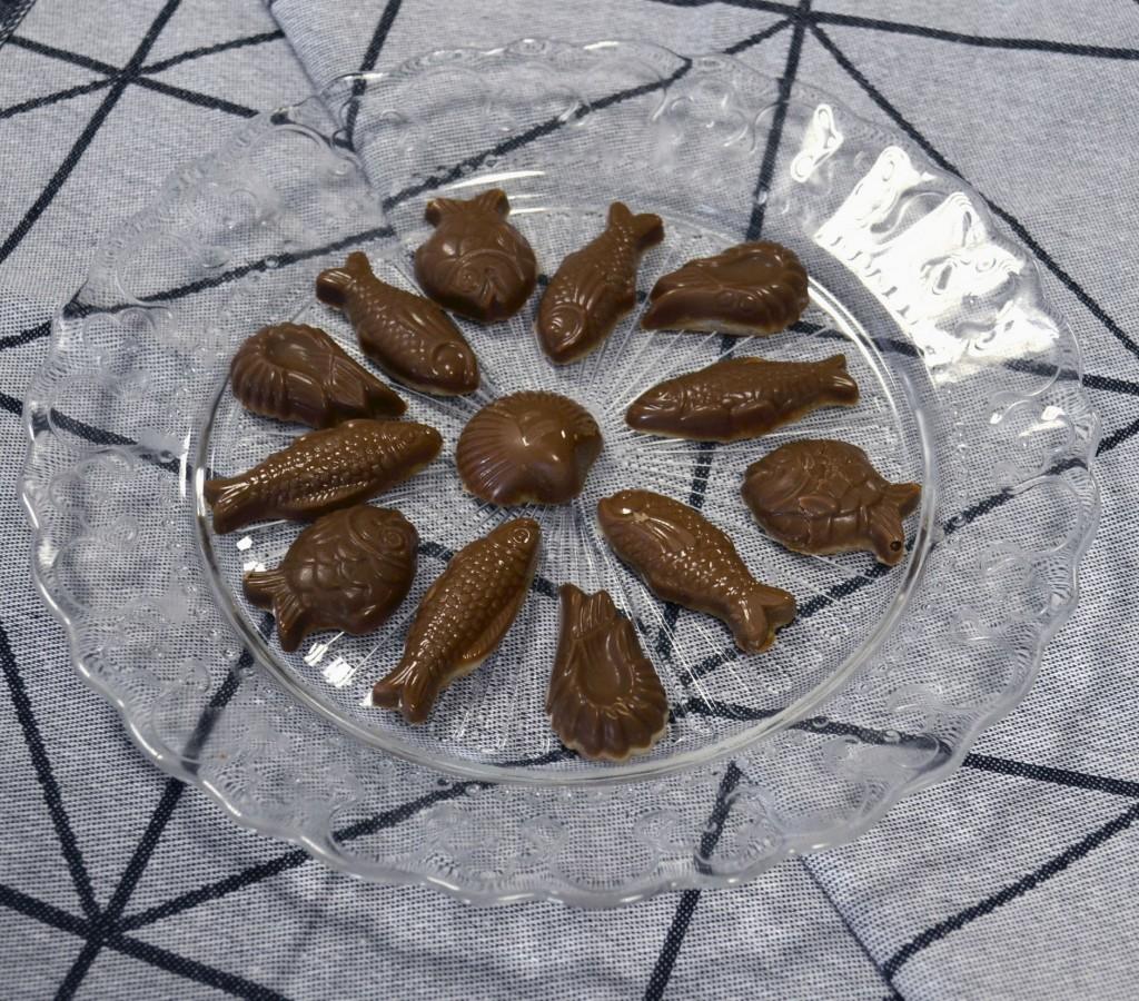 Chocolat de Pâques à la noix de coco