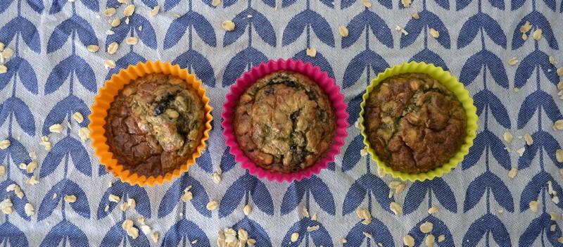 muffins sans lactose sans gluten et allégé