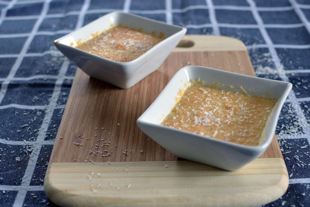 crème aux oeufs à la coco recette brésilienne