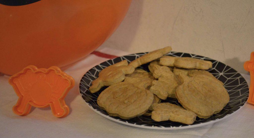 biscuit halloween scrapcooking