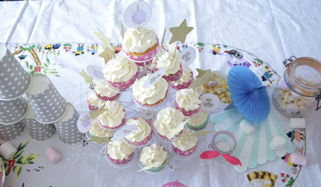 baby shower cupcakes chantilly mascarpone