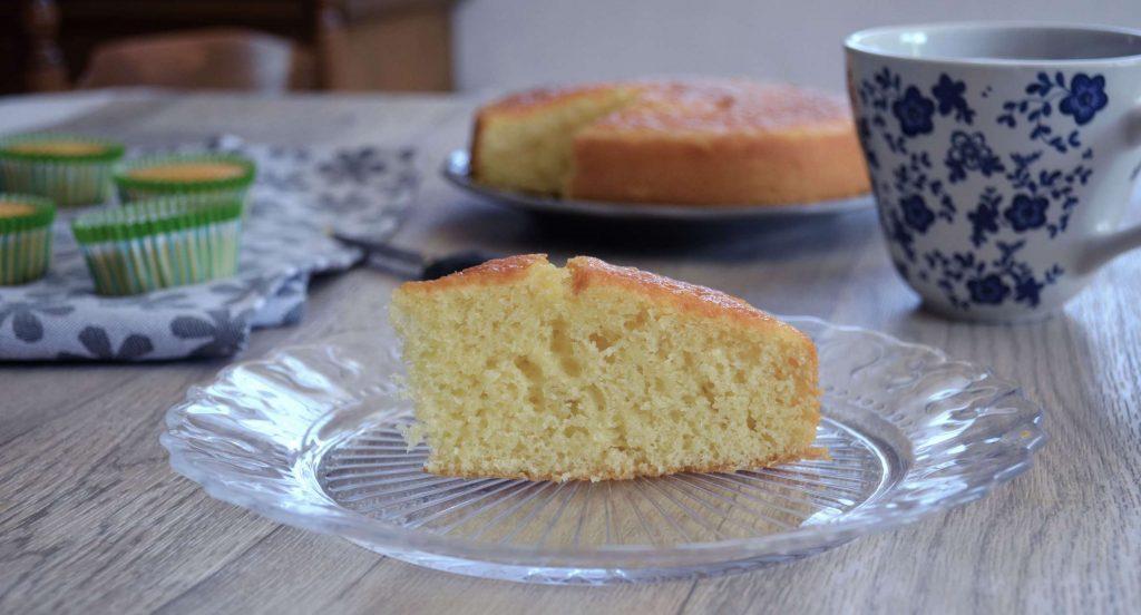 gâteau au crémant de loire