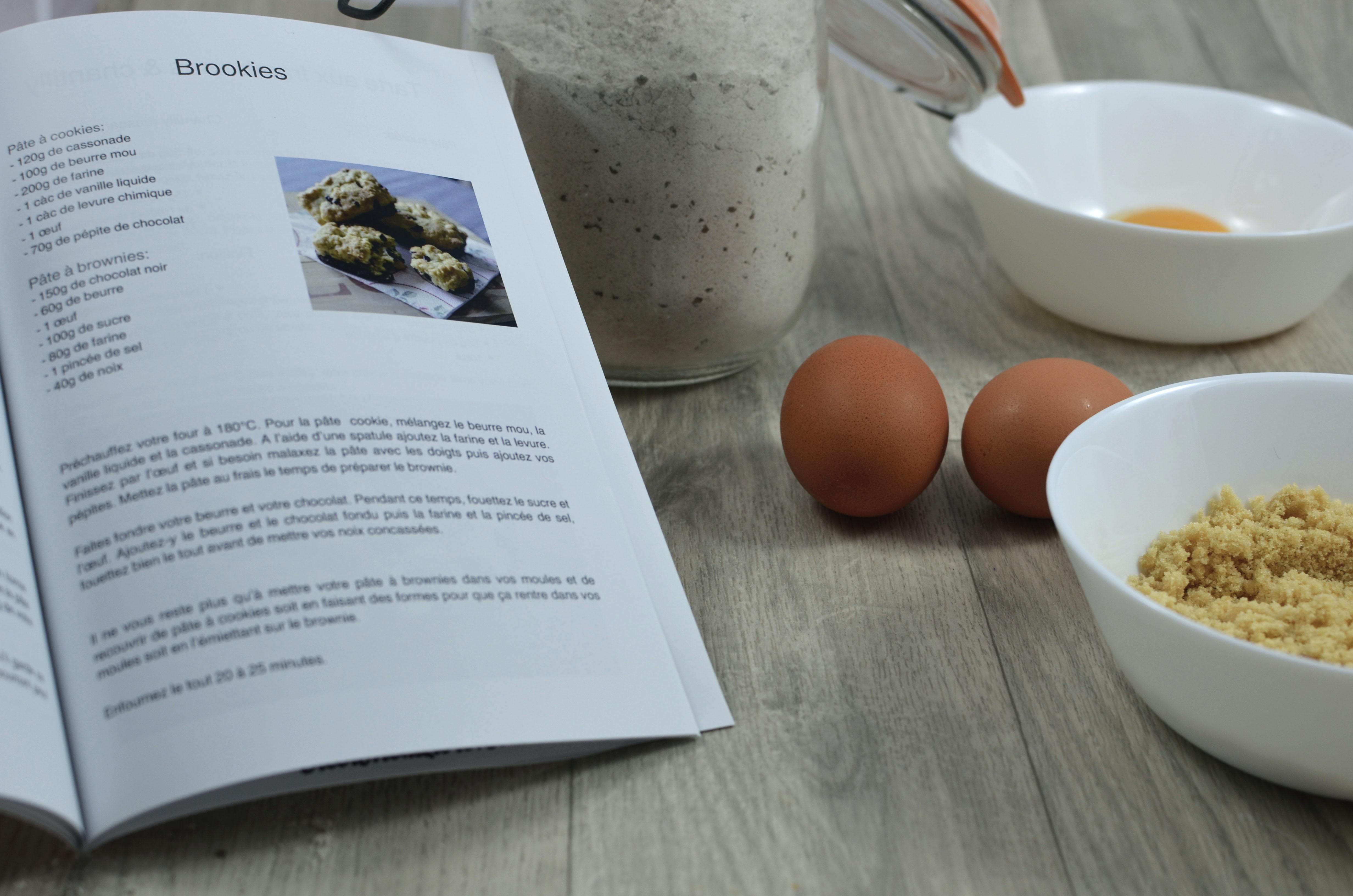 créer son livre de recette avec creermonlivre.com - quand julie ... - Creer Un Livre De Recette De Cuisine