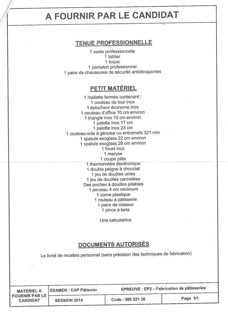 liste-materiel-cap-patisserie