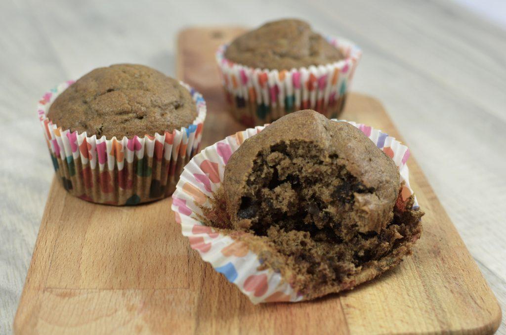 muffins-peau-de-banane-zero-dechet