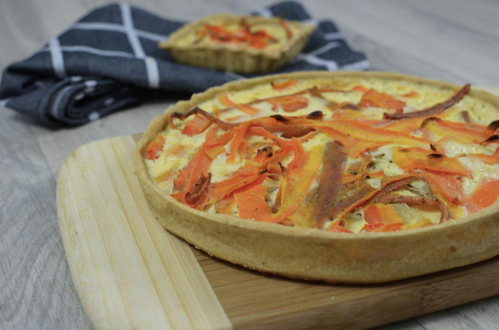 tarte-carottes-epluchures