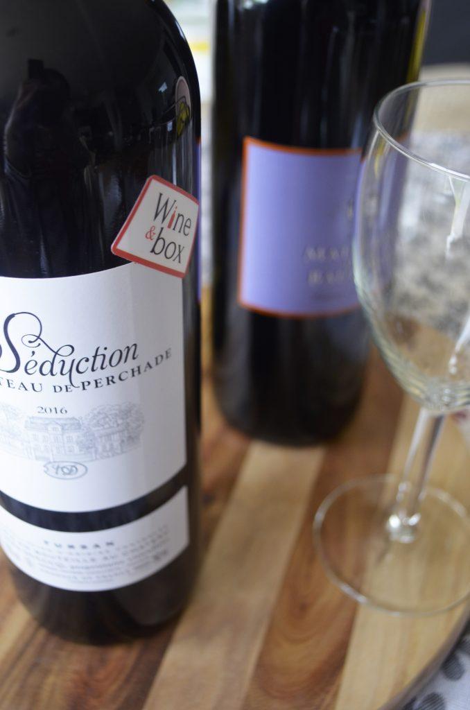 wine & box - made in touraine