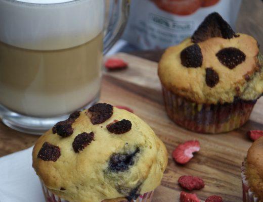 muffins little garden